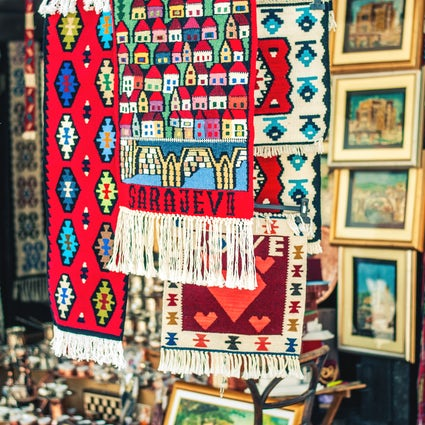 Artesanía olvidada de Sarajevo