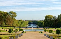 Parks and gardens in Paris:  Sceaux