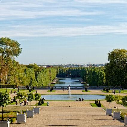 Parks and gardens in Paris:  Sceaux