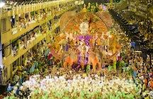 Rio de Janeiro como a capital mundial do carnaval