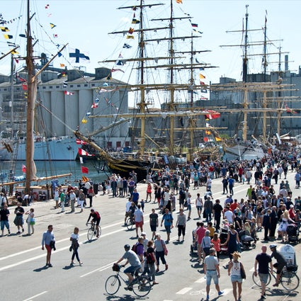 "Scandinavian ""Tall Ships Race"""