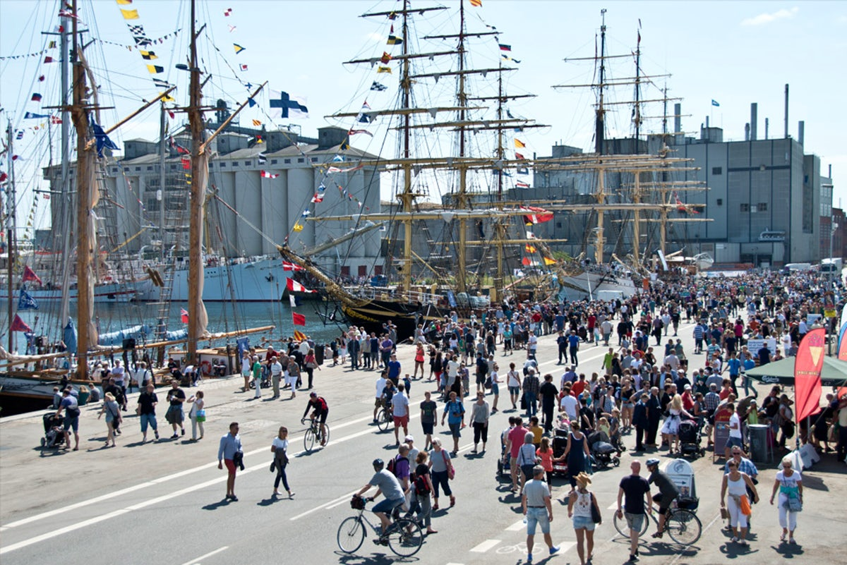 "Scandinavian ""Tall Ships Race"""