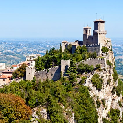 San Marino: The Fifth Smallest Country In The World