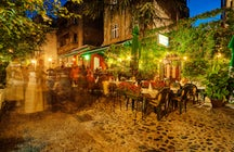 A guide to drinking in Serbian kafana