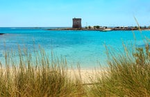 A summer day in Porto Cesareo