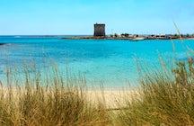 Une journée d'été à Porto Cesareo