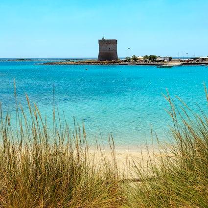 Un día de verano en Porto Cesareo