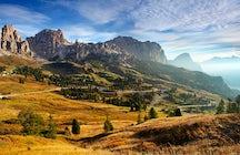 El increíble Val Gardena