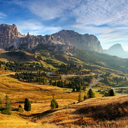The amazing Val Gardena