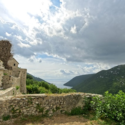 Amazing viewpoints of Istria: Gračišće and Plomin