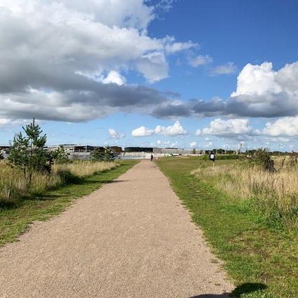 Vestre Fjordpark in Aalborg