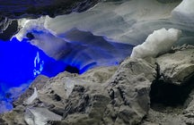 Kungur Cave: the kingdom of ice and stone in the Urals