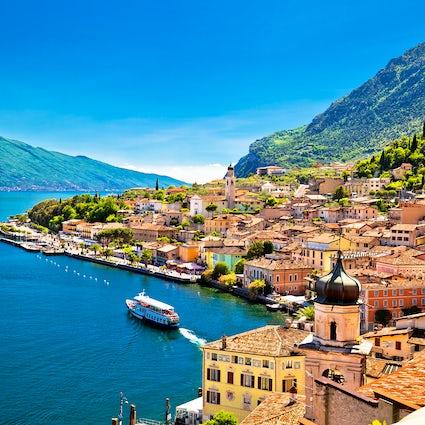 Los mejores lugares alrededor del Lago de Garda