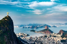 Cristo Redentor, el símbolo de Río de Janeiro