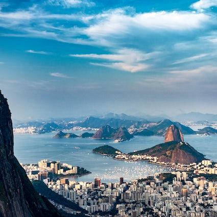 Christ the Redeemer, Rio de Janeiro's iconic landmark