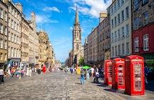 Qué hacer en Edimburgo gratis