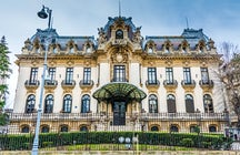 George Enescu Museum: the home of musicians