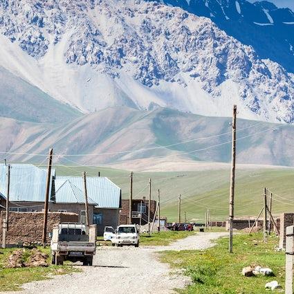 Five high-altitude destinations in Kyrgyzstan