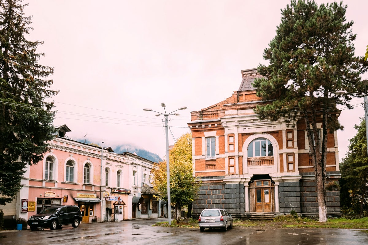 Borjomi Local History Museum, one of the oldest in Georgia