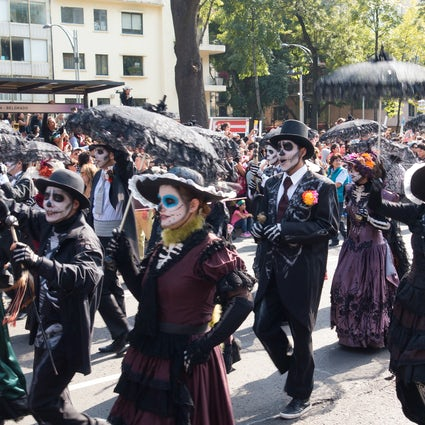 Day of the Dead: best places to enjoy festivities in Mexico