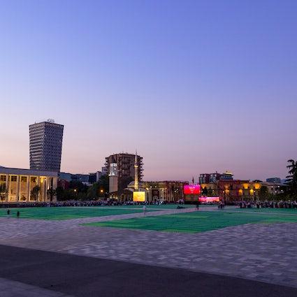 Sitios culturales en Tirana