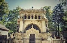Posti di riposo con una storia: Cimitero di Bellu a Bucarest