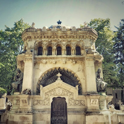 Resting places with a story: Bellu Cemetery in Bucharest