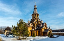 Celebrate Orthodox New Year in Irkutsk