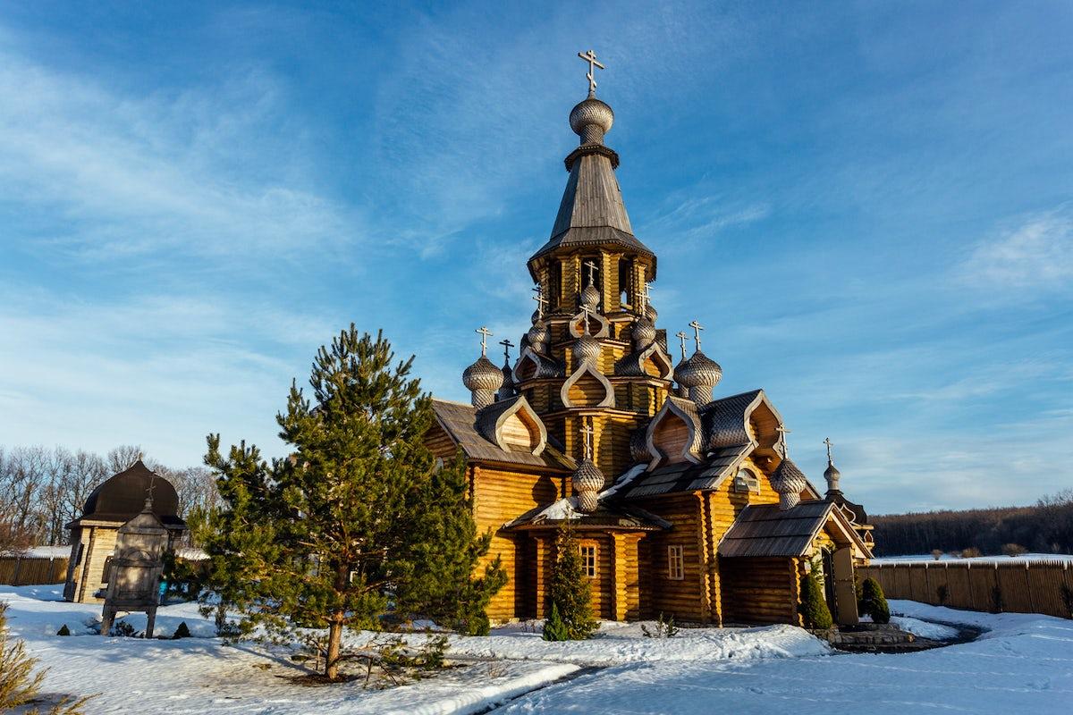 Celebrate Orthodox New Year in Irkutsk