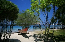 Have a tropical island to yourself in Togean Islands, Sulawesi