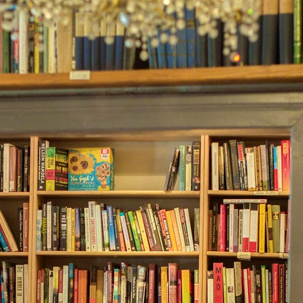 Massolit in Cracow, books and coffe lovers' paradise