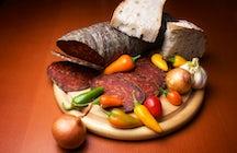 Ein gastronomischer Führer durch das kontinentale Kroatien