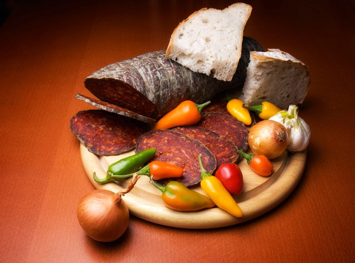 A gastronomic guide to continental Croatia