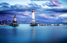 5 time zones - 3 countries - 2 names - 1 lake (Lake Constance)