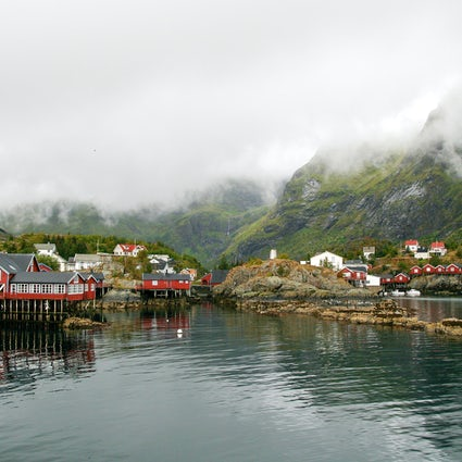 Exciting and traditional Norwegian towns