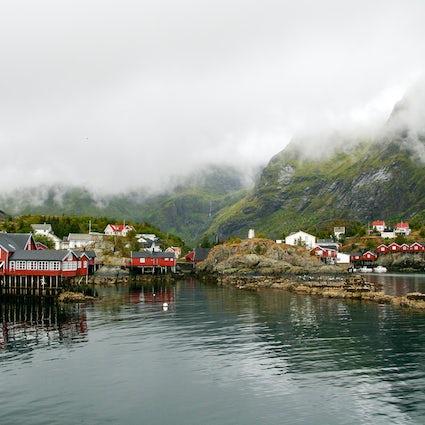 Eccitanti e tradizionali città norvegesi
