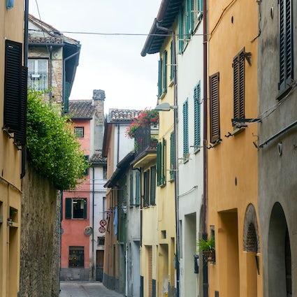 A one-day trip idea: Città di Castello