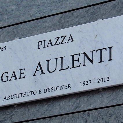 Milan's sci-fi piazza, Gae Aulenti