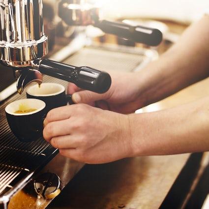 De kunst van het koffiedrinken in Apulië