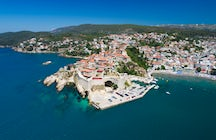 Ulcinj - the oldest town in Montenegro