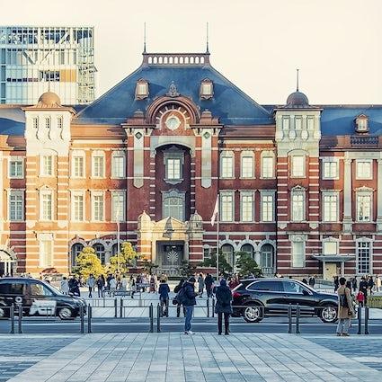 Estação de Tóquio: a porta de entrada icónica do Japão