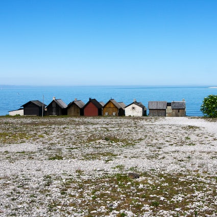 Visit the unique island of Fårö