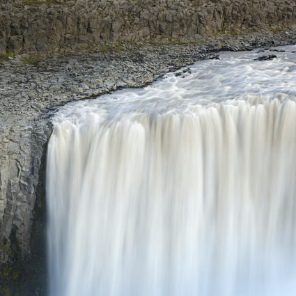 Dettifoss: the biggest waterfall in Europe
