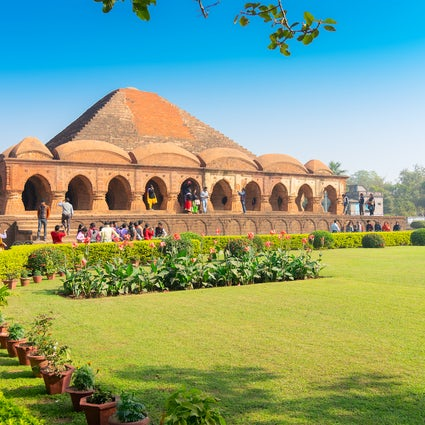 A weekend in Bishnupur: the terracotta town of West Bengal