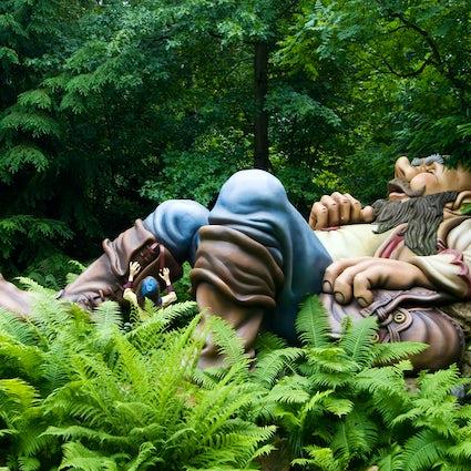 Efteling, un verdadero cuento de hadas holandés