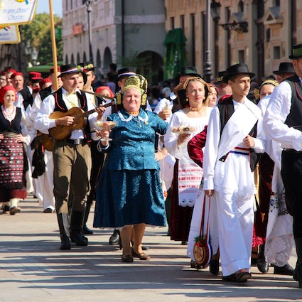 Vinkovačke Jeseni - the spirit of the people of Slavonia