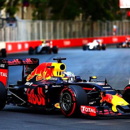 Feel the Speed in Baku! - F1 Azerbaijan Grand Prix