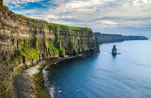 The magical Cliffs of Moher