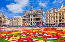 Grand Place, Brussels: history meets legend to create a tale