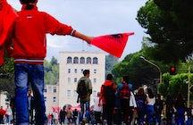 November celebrations in Albania